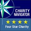 Charity Navigator Four Star Charity
