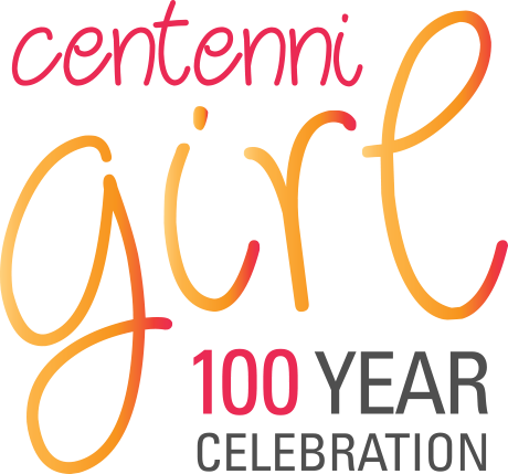 Centenni Girl 100 Year Celebration