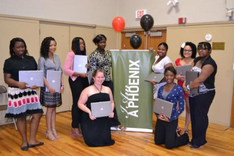 Girls Inc. of Worcester honored nine amazing seniors!